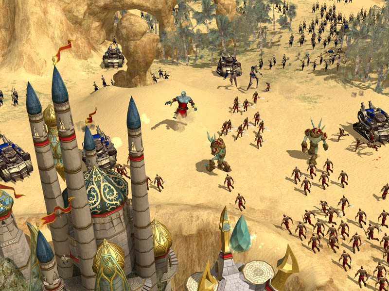 Rise of Legends - E3 2005 Preview - 10