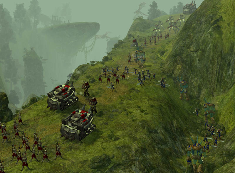 Rise of Legends - E3 2005 Preview - 1