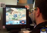 Brian Reynolds, President of Big Huge Games and designer of Rise of Nations, taking on Thursday's Rise of Nations tournament winner, Zuik.