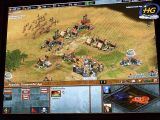 Some screenshots from Thunder's game with Brian Reynolds (Hot Sauce Boy).  You can see Thunder building up his army preparing for attack in the Gunpowder Age.